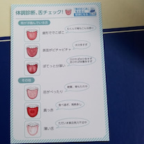 中医学の考え方「舌の状態」の記事に添付されている画像
