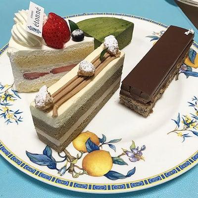 芦屋の美味ケーキその2:Patisserie etonne(パティスリーエトネ)の記事に添付されている画像