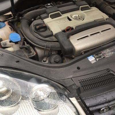 2008年モデル ゴルフ5GT ご納車時の点検・整備に関する作業報告です。の記事に添付されている画像