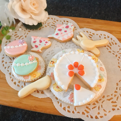 リバティ柄風ピクニックレッスン♡の記事に添付されている画像