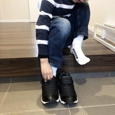 かけっこが早くなる?魔法の靴下⁉︎の記事に添付されている画像
