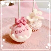 ケーキポップスの可愛さ炸裂?!の記事に添付されている画像