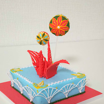 スリリング満載~TSURUMARI piping sugar cake~の記事に添付されている画像