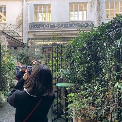 『10 CORSO COMO』ミラノ本店へ行ってきたよ❷の記事に添付されている画像