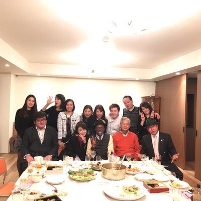 オスマン・サンコンさん 七福神 長谷川毅のブログの記事に添付されている画像