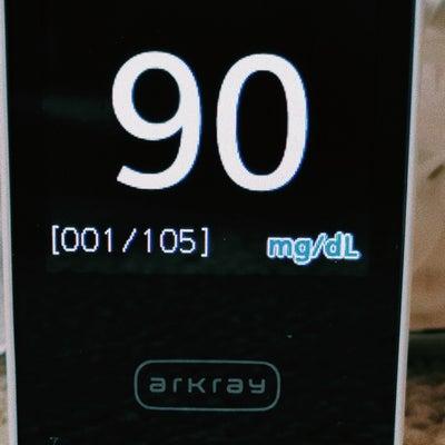 おいおい、じゃじゃ馬血糖値…。の記事に添付されている画像