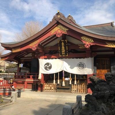 星野先達とお江戸神社巡り♪の記事に添付されている画像