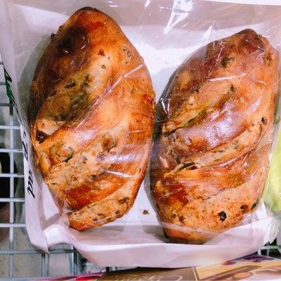 コストコ新商品のパン、2.6歳語彙力を増やすの記事に添付されている画像