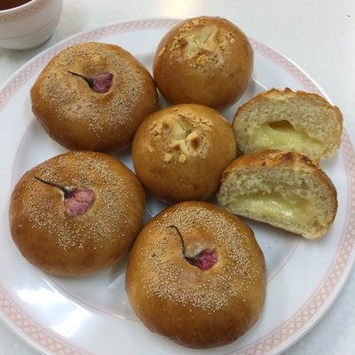 パン教室 あんぱんとチーズパンの記事に添付されている画像