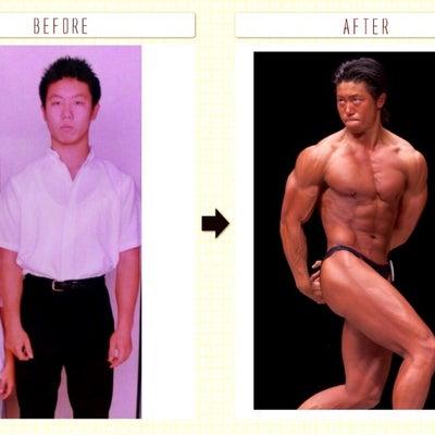 筋肉がつきやすい人とつきにくい人の考えかたの記事に添付されている画像