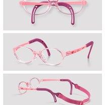 メガネをかけた1歳児の記事に添付されている画像