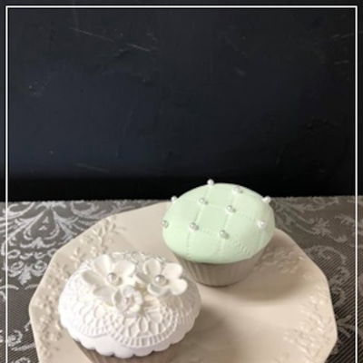 クールビューティな大人のカップケーキの記事に添付されている画像