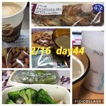 糖質制限 2/16  day44の記事に添付されている画像
