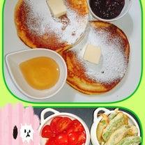 2月16日のお昼ご飯と夕焼け空♪の記事に添付されている画像