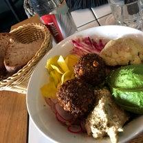 ビーガン料理をカフェ飯での記事に添付されている画像
