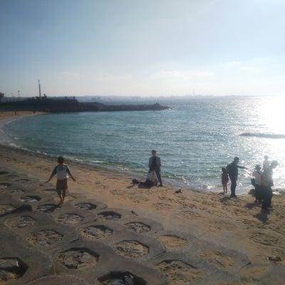 初夏気分のサンセットビーチの記事に添付されている画像