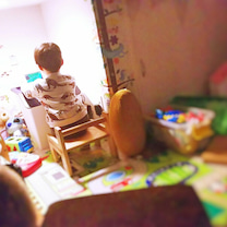 三歳のお子様とご来店の記事に添付されている画像