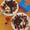 Chocolate cakeの画像