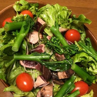 マイブームサラダの記事に添付されている画像