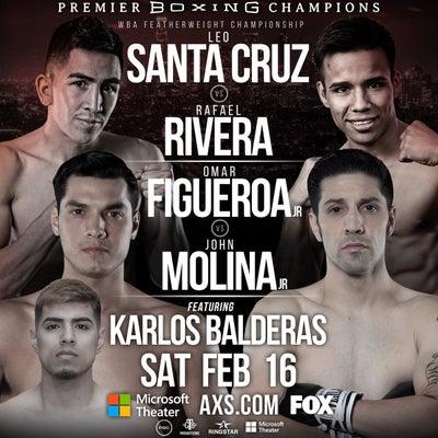 サンタクルスvsリベラ 「ファイトマネー」 WBA世界フェザー級戦の記事に添付されている画像