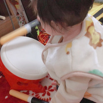 太鼓の達人デビュー☆の記事に添付されている画像