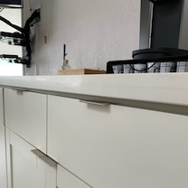 Finally!!キッチンキャビネット完成♡の記事に添付されている画像
