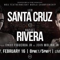 サンタクルスvsリベラ 「結果」 WBA世界フェザー級戦の記事に添付されている画像