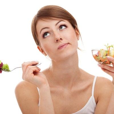 痩せる人と痩せない人の違いの記事に添付されている画像