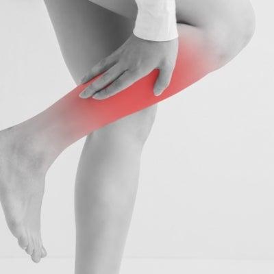 筋肉痛にまつわる話の記事に添付されている画像