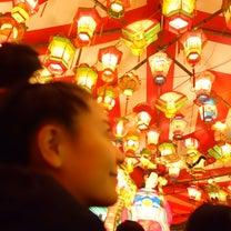 総移動距離800キロ!九州の旅vol.8 まるで夢の国「長崎ランタンフェスティバの記事に添付されている画像