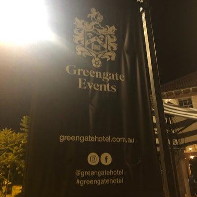 Greengate hotel@killaraの記事に添付されている画像