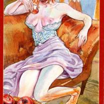 タロット オブ セクシャル マジック ペンタクルス 6の記事に添付されている画像