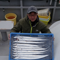 2月17日(日)タチウオ遠征便の記事に添付されている画像