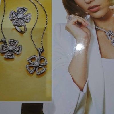 ブルガリライン ネックレス&リング 入荷していますの記事に添付されている画像