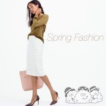 【黒茶紺グレーを克服する】ファッションを春色にする技術の記事に添付されている画像