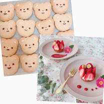 料理教室♡食べてキレイになるスイーツレッスンがまた開催!の記事に添付されている画像