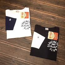 【 Champion / ロチェスター・ヘンリーネック 3/4 Tシャツ 】の記事に添付されている画像