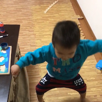 おにいちゃん【育児日記2y6m②】の記事に添付されている画像