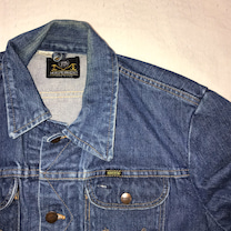 70's Maverick BLUE BELL Denim JKTの記事に添付されている画像