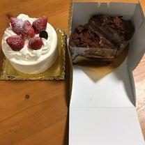 誕生日ケーキ(≧∇≦)の記事に添付されている画像