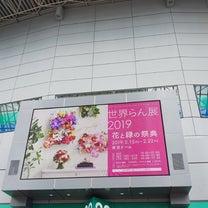 世界らん展・東京ドームの記事に添付されている画像