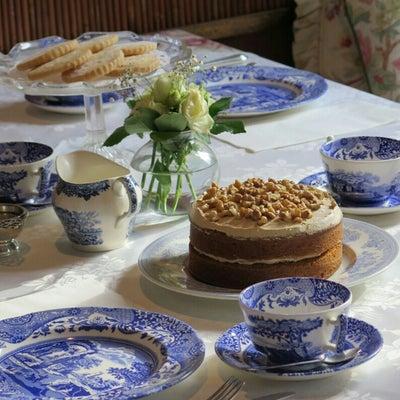 ブリティッシュケーキハウスへレッスンに行って参りました♡ティータイム編の記事に添付されている画像