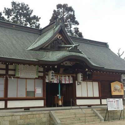 大阪交野市 星田神社への記事に添付されている画像