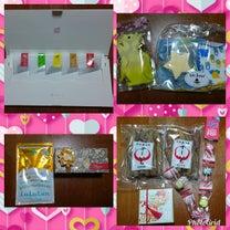 バレンタインの贈り物の記事に添付されている画像