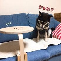 雷ちゃん家のDIYサイドテーブル♡の記事に添付されている画像
