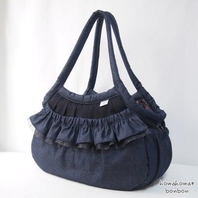 ティアラちゃんのキャリーバッグが出来上がりました☆2019/02/18②の記事に添付されている画像