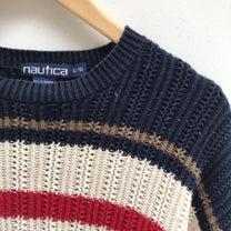 nautica Cotton Knit Sweaterの記事に添付されている画像