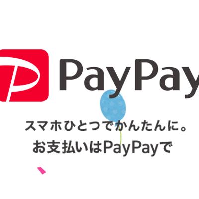 支払い方法が増えたよ♡の記事に添付されている画像