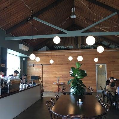 メルボルンのおしゃれエリアにある素敵なカフェ♪の記事に添付されている画像