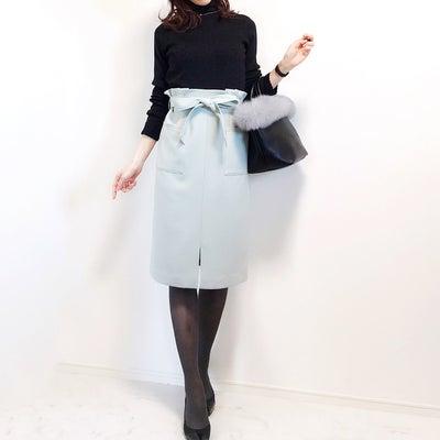 【UNIQLO】可愛いもキレイも叶えられるタイトスカート♡の記事に添付されている画像